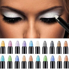 Load image into Gallery viewer, MilkySkinForever Professional High Quality Eye Shadow Pen Beauty Highlighter Eyeshadow Pencil 116mm Wholesale Eye Pencil