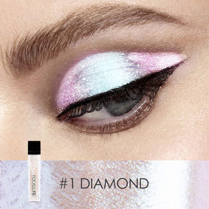 MilkySKinForever 14 Colors Liquid Pigment Eyeshadow Ocean Light Waterproof Glitter Shimmer Highlighter Brighten Makeup Liquid Eyeshadow
