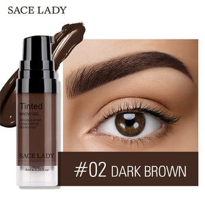 MilkySkinForever Waterproof Eyebrow Gel Makeup Shade For Eye Brow Tint Natural Enhancer Make Up Cream Long Lasting Brand Cosmetic