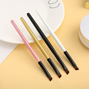MilkySKinForever 3pcs/set Eyebrow brush Eye brushes set eyeshadow Mascara Blending Pencil brush Makeup brushes MakeUp Tools
