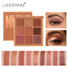 Load image into Gallery viewer, MilkySKinForever Fashion eyeshadow palette 10Colors Matte EyeShadow naked palette Glitter eye shadow MakeUp Nude MakeUp set Korea Cosmetics