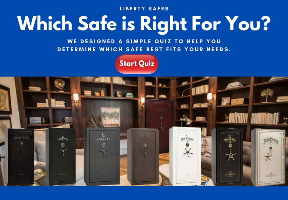 Displaying Liberty Safe Series