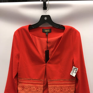 Primary Photo - BRAND: GREYLIN STYLE: BLAZER JACKET COLOR: RED SIZE: S SKU: 305-30511-17225