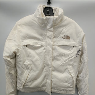 Primary Photo - BRAND: NORTHFACE STYLE: JACKET OUTDOOR COLOR: WHITE SIZE: M SKU: 305-30511-19982