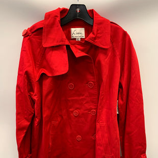 Primary Photo - BRAND:    CLOTHES MENTOR STYLE: JACKET OUTDOOR COLOR: RED SIZE: M OTHER INFO: LINEA - SKU: 305-30549-2497