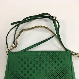Primary Photo - BRAND: KATE SPADE STYLE: HANDBAG DESIGNER COLOR: GREEN SIZE: SMALL SKU: 305-30512-24760