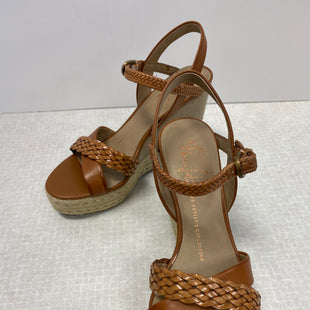 Primary Photo - BRAND: FRANCO SARTO STYLE: SANDALS HIGH COLOR: CAMEL SIZE: 6.5 SKU: 305-30512-26922