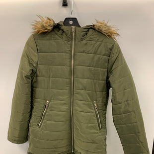 Primary Photo - BRAND: AMBIANCE STYLE: JACKET OUTDOOR COLOR: OLIVE SIZE: S SKU: 305-30512-27960