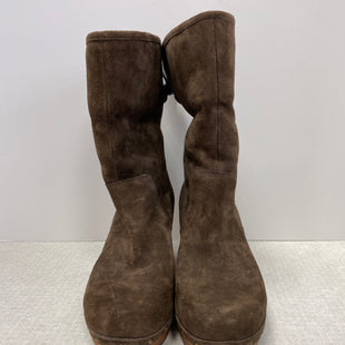 Primary Photo - BRAND: UGG STYLE: BOOTS DESIGNER COLOR: BROWN SIZE: 7 SKU: 305-30512-27867