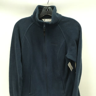 Primary Photo - BRAND: COLUMBIA STYLE: FLEECE COLOR: NAVY SIZE: S SKU: 305-30512-27705
