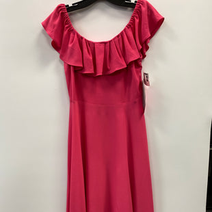 Primary Photo - BRAND: BETSEY JOHNSON STYLE: DRESS LONG SHORT SLEEVE COLOR: HOT PINK SIZE: 4 SKU: 305-30512-27272