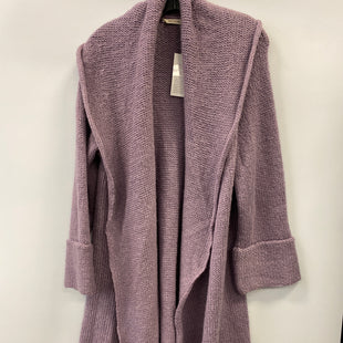 Primary Photo - BRAND: SOFT SURROUNDINGS STYLE: SWEATER CARDIGAN HEAVYWEIGHT COLOR: LAVENDER SIZE: S OTHER INFO: NWT SKU: 305-30549-1882
