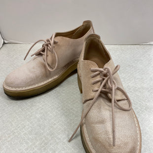 Primary Photo - BRAND: CLARKS STYLE: SHOES LOW HEEL COLOR: PINK SIZE: 6 SKU: 305-30511-19944