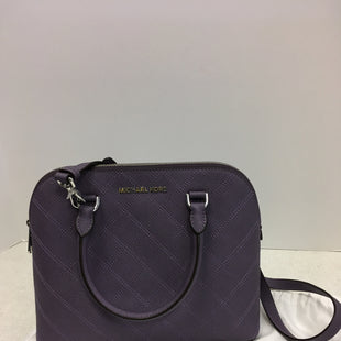 Primary Photo - BRAND: MICHAEL BY MICHAEL KORS STYLE: HANDBAG DESIGNER COLOR: LILAC SIZE: MEDIUM SKU: 305-30512-26607