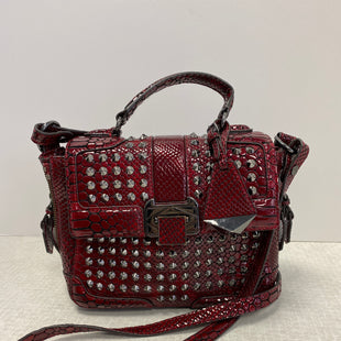 Primary Photo - BRAND: REBECCA MINKOFF STYLE: HANDBAG LEATHER COLOR: RUBY SIZE: MEDIUM SKU: 305-30511-19881