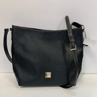 Primary Photo - BRAND: DOONEY AND BOURKE STYLE: HANDBAG LEATHER COLOR: BLACK SIZE: LARGE SKU: 305-30511-18383