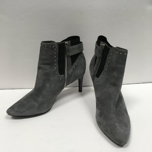 Primary Photo - BRAND: CALVIN KLEIN STYLE: BOOTS ANKLE COLOR: GREY SIZE: 7.5 SKU: 305-30511-19470