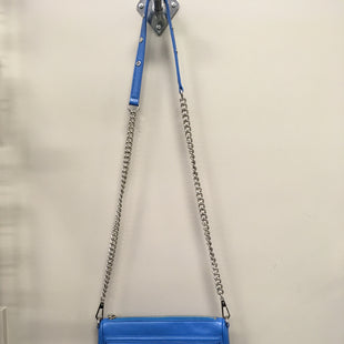 Primary Photo - BRAND: REBECCA MINKOFF STYLE: HANDBAG DESIGNER COLOR: BLUE SIZE: SMALL OTHER INFO: DUSTBAG SKU: 305-30512-26644