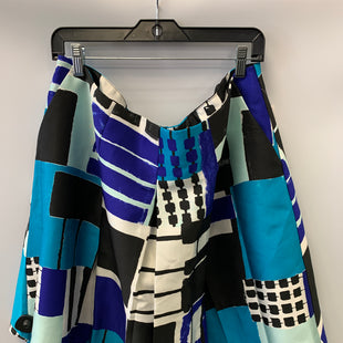 Primary Photo - BRAND: LANE BRYANT STYLE: TOP SHORT SLEEVE COLOR: GEOMETRIC SIZE: 20 OTHER INFO: 2X AQUA/ROYAL BLUE/BLACK/ WHITE SKU: 305-30549-1009