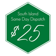 south island deliverys $25