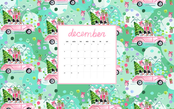 December Wallpaper Download