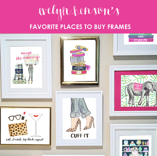 the best places to buy frames