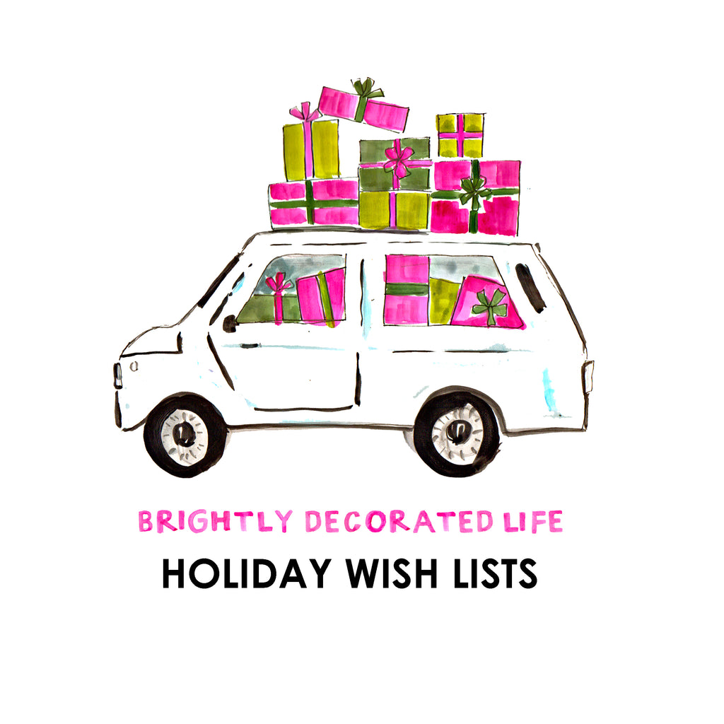 holiday wish list (c) www.evelynhenson.com