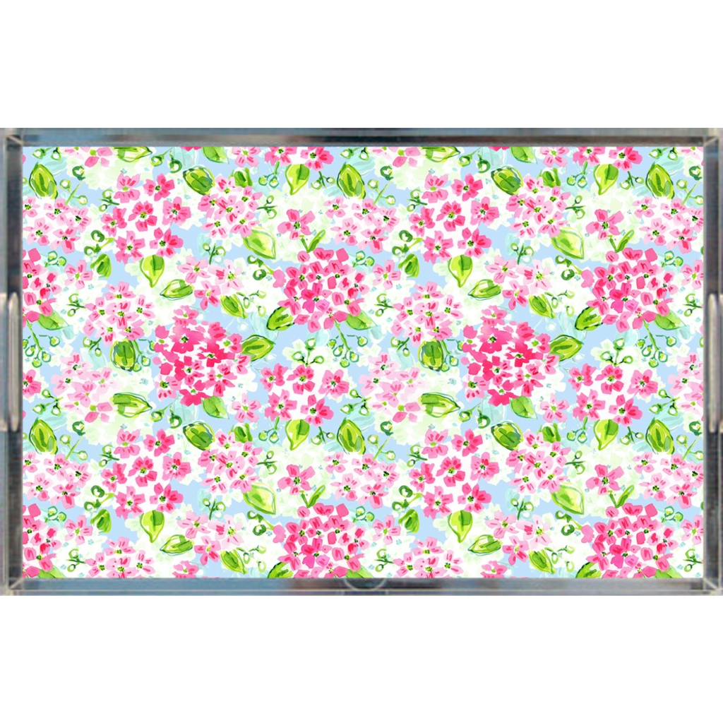 Mayflowers Tray
