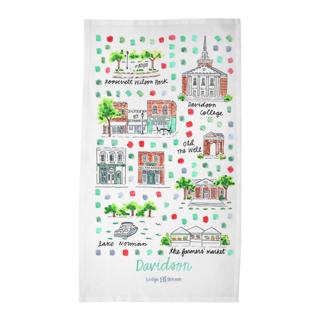 Davidson Tea Towel