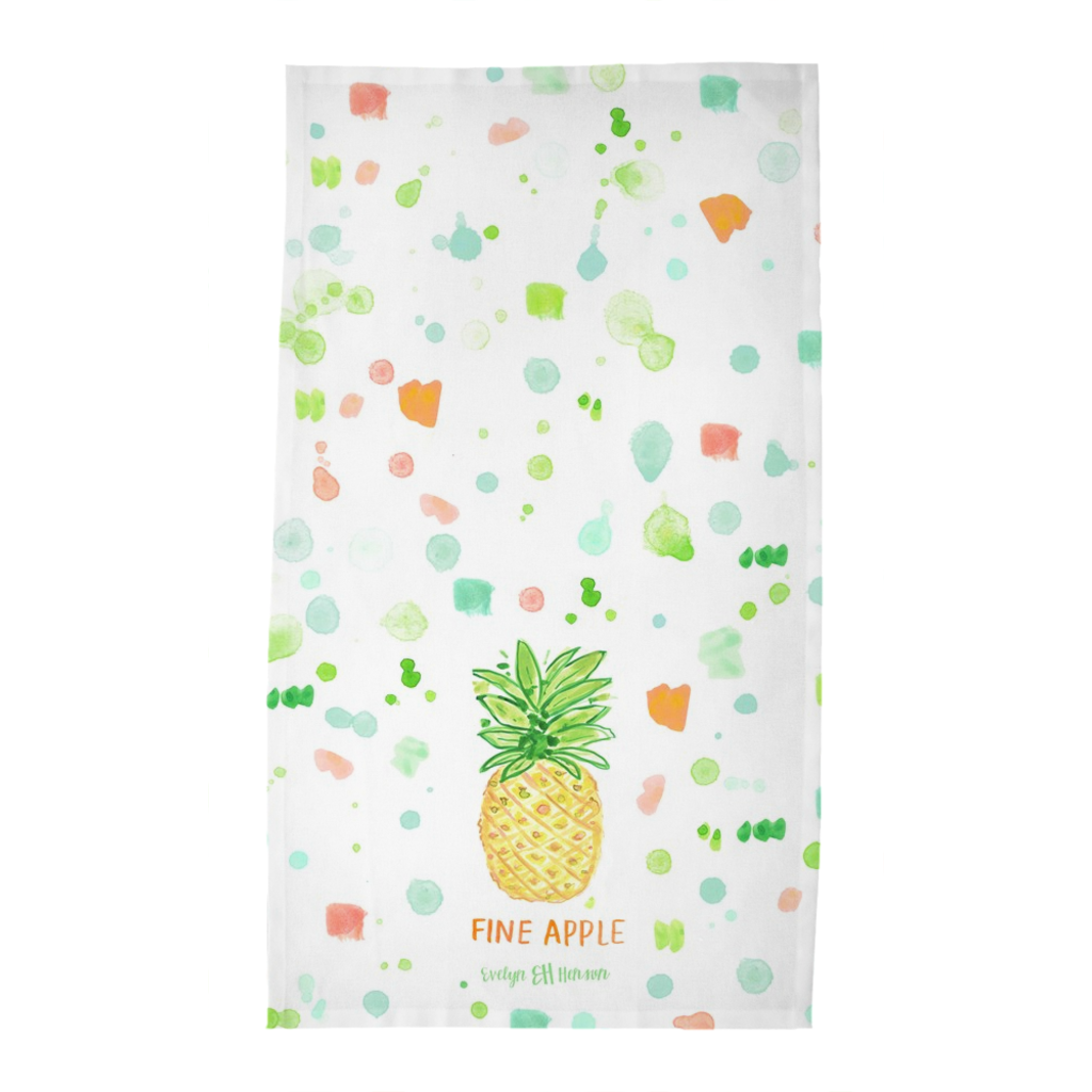 Fineapple Tea Towel
