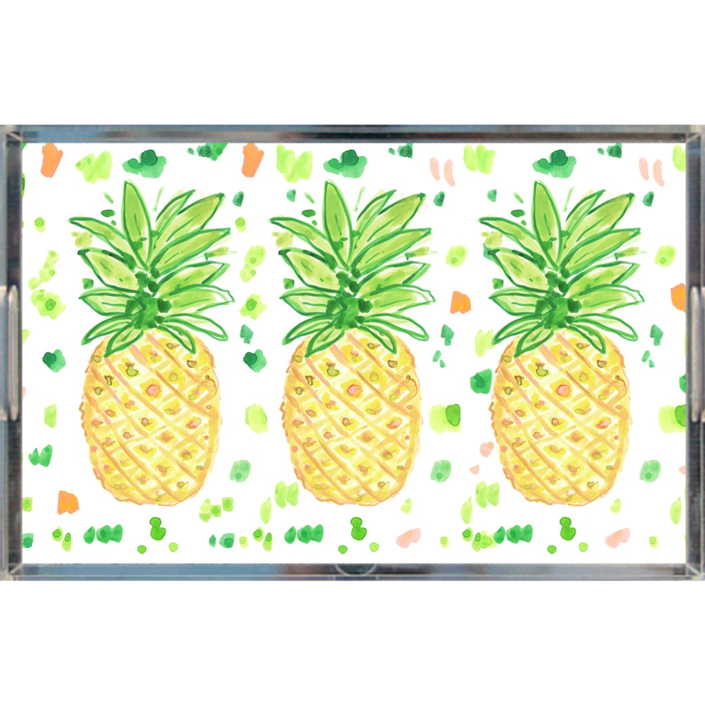 Pineapple Tray