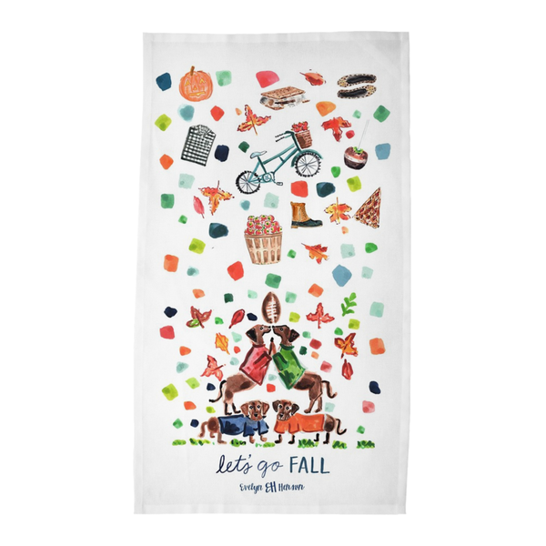 Fall Tea Towel (Limited Time Only)