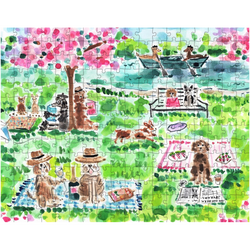 Day at the Dog Bark Puzzle