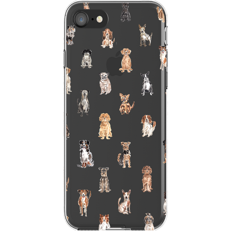 Pawfection Print Phone Case