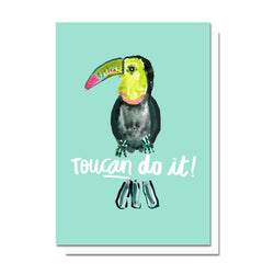 Toucan do It Card