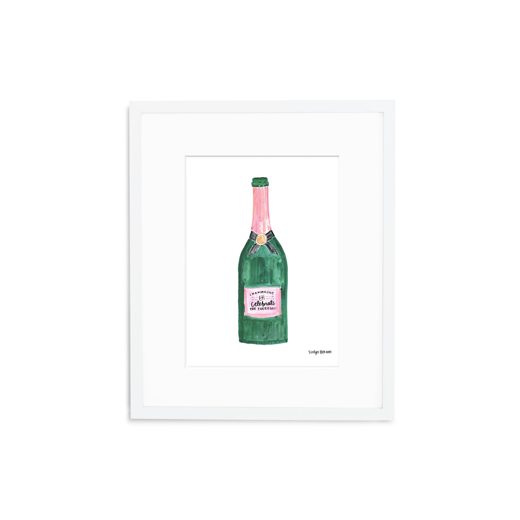 "The ""Celebrate the Everyday"" Fine Art Print"