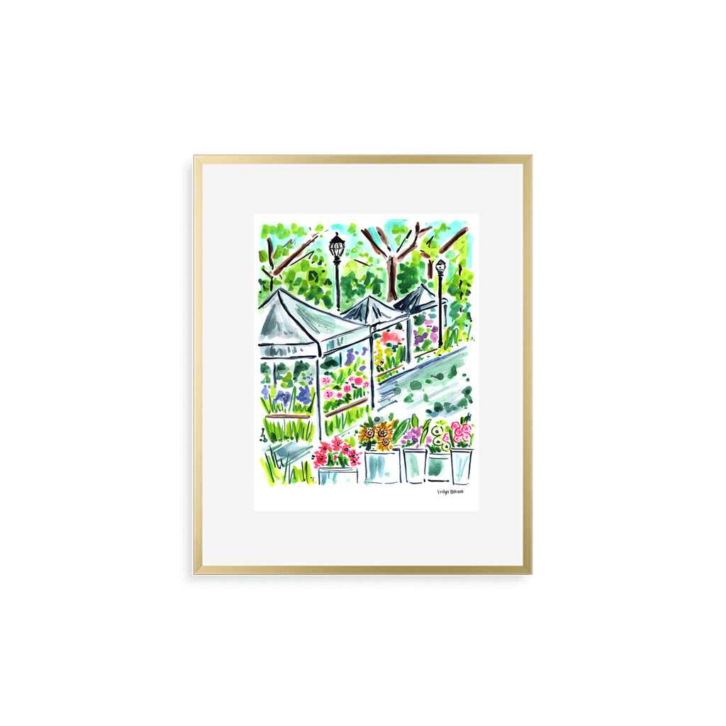 "The ""Farmers Market"" Print"
