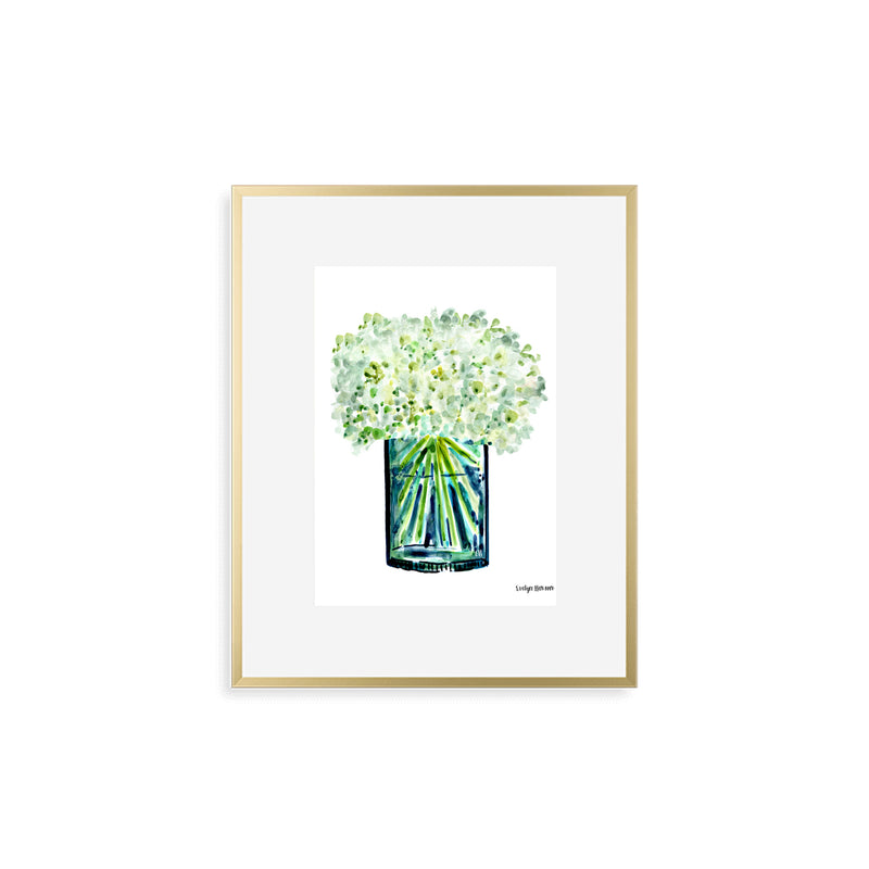 "The ""Flowers of Love"" Fine Art Print"