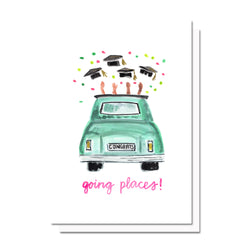 Going Places Card