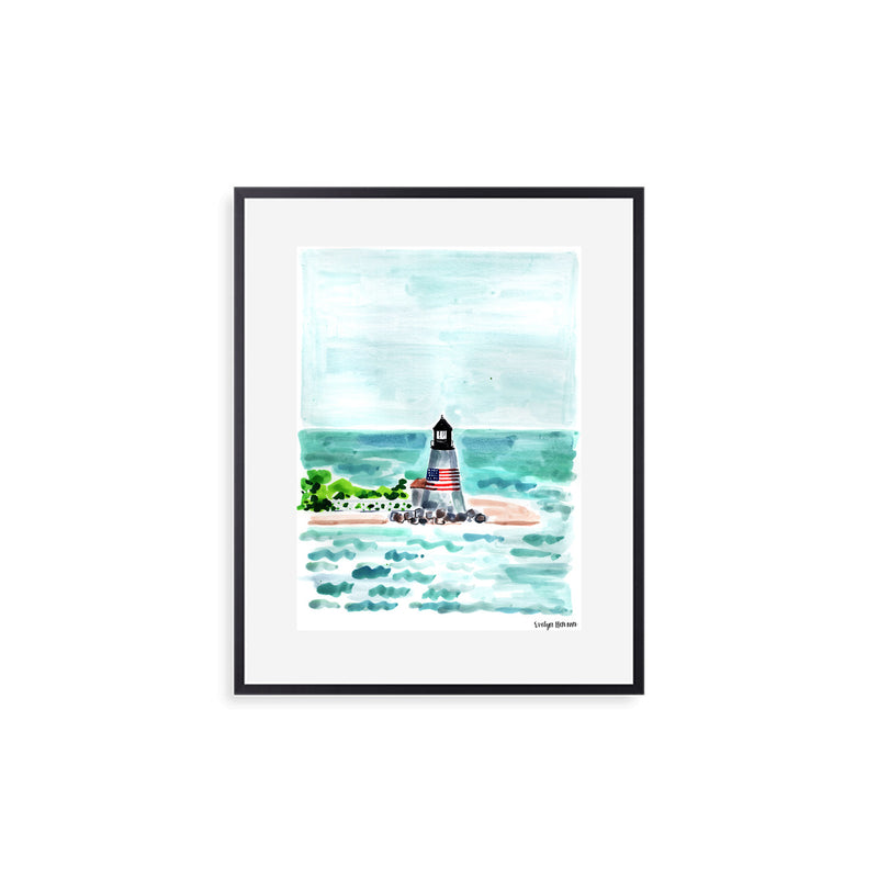 "The ""Seas the Day"" Fine Art Print"