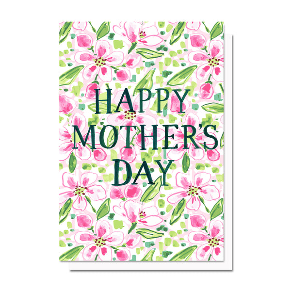 Mother's Day Florals No. 2 Card