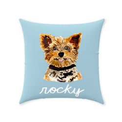 Personalized Dog Pillow