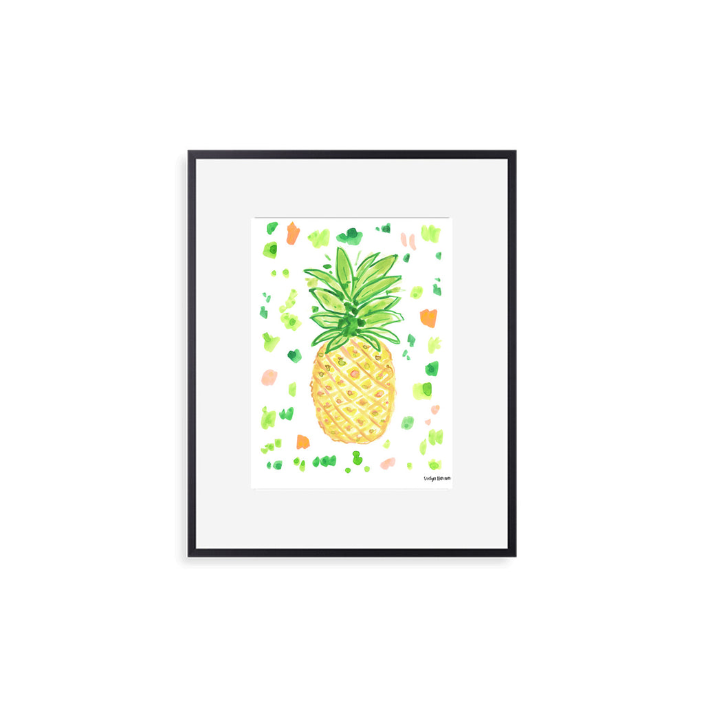 "The ""Pineapple"" Fine Art Print"
