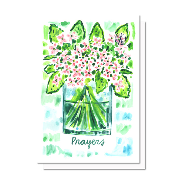 Prayers Card