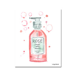 Rose Soap No. 1 (Limited Edition Print Benefitting Feeding America)
