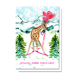 Snow Much Love Card