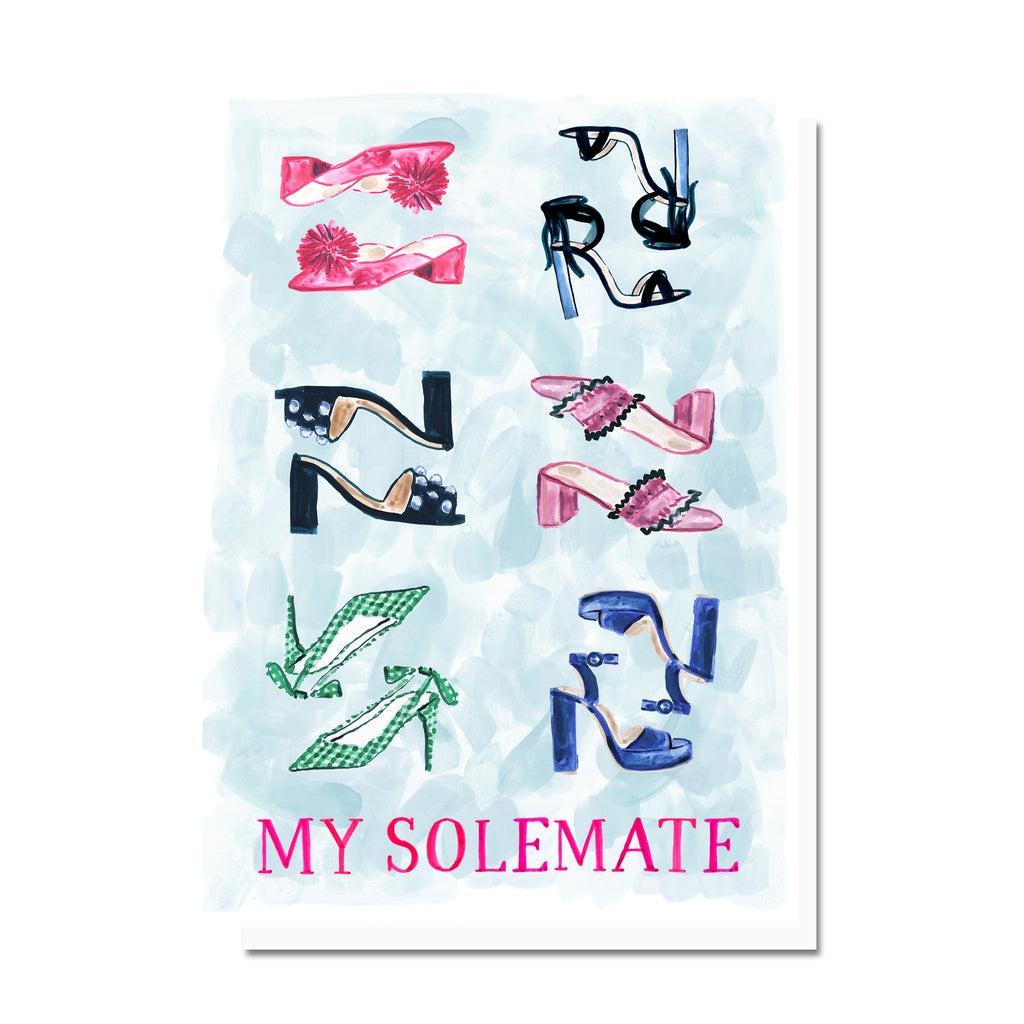 Solemate Card