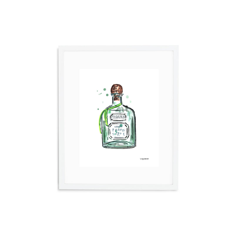 "The ""Pour Decisions"" Print"