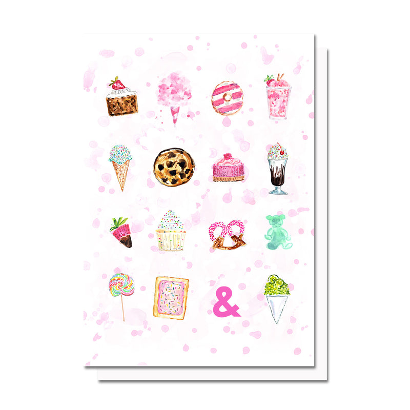 Treats Card
