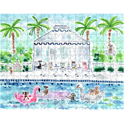 Pool Pawty Puzzle
